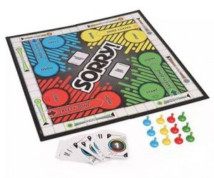 Sorry! - board game