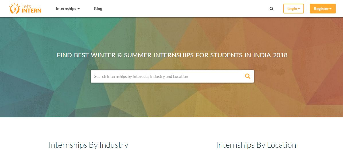 Interns an internship platform