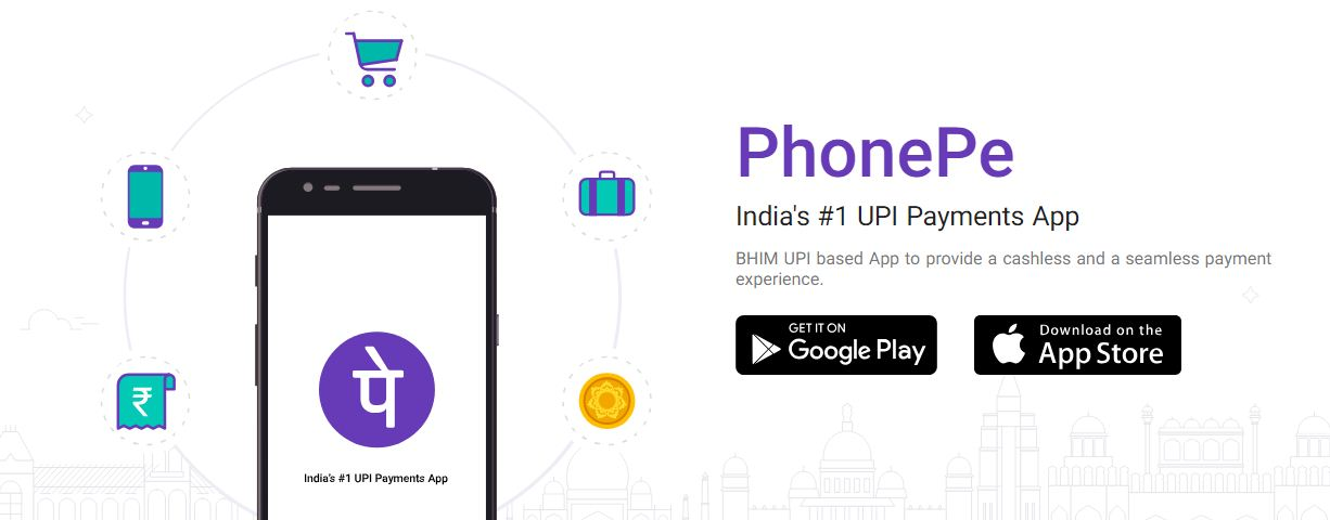 Mobile recharge on PhonePe