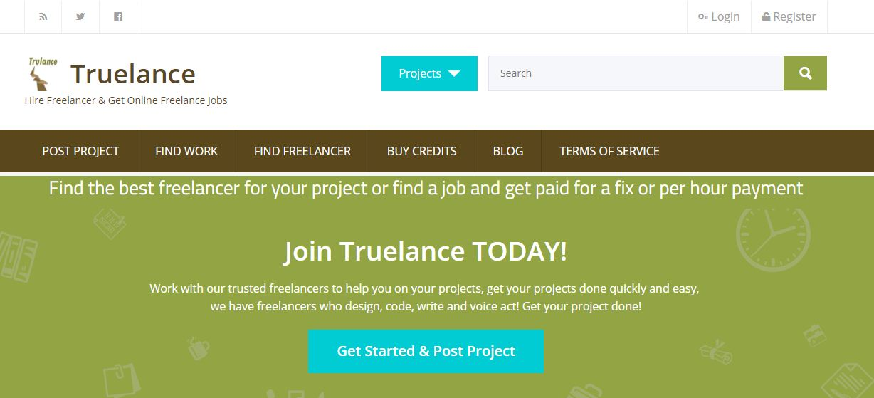 Ttrulancer - Sites For Freelancers