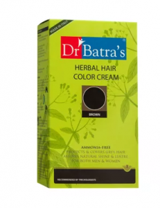Dr Batra's Herbal Hair Color Cream