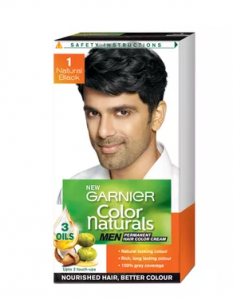 Garnier Color Naturals Men - 1 Natural Black