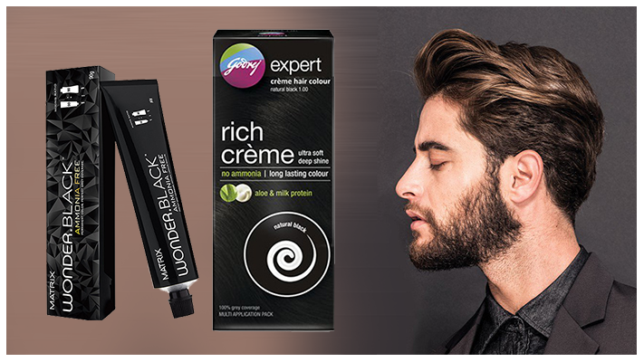 Men's Hair Colour Brands