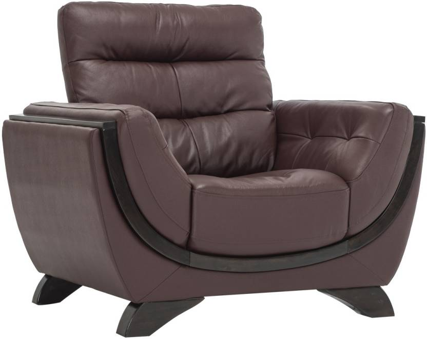 Steve –Leather Sofa – 1 seater