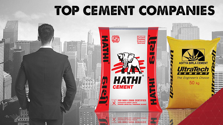 Top 10 Cement Companies in India - List of Best Indian