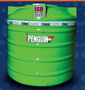 PNCVT – BK2 & CL2 Penguin Water Tank