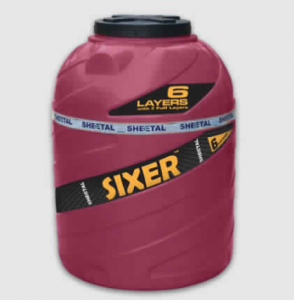 Sheetal - Sixer Water Tank