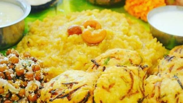 Cooking competition on Pongal
