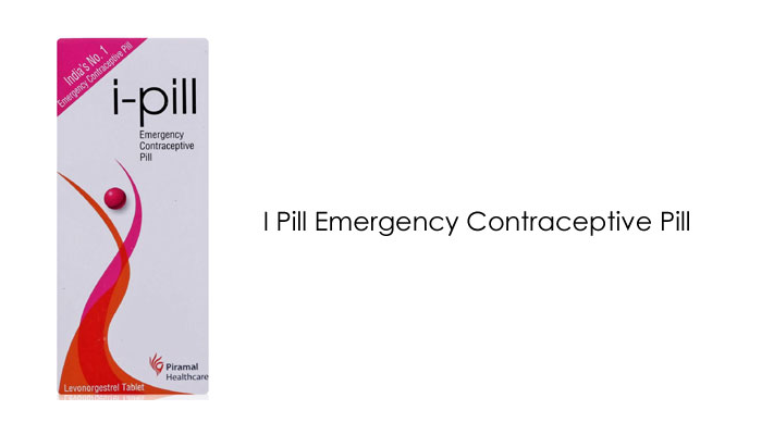I pill Emergency Contraceptive Pill