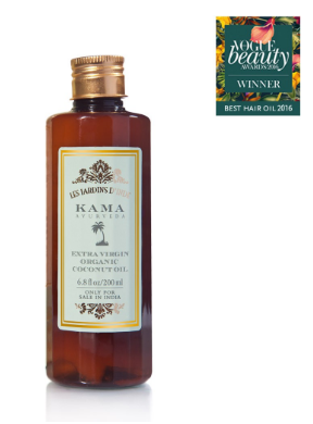 Kama Ayurveda Extra Virging Coconut Hair Oil