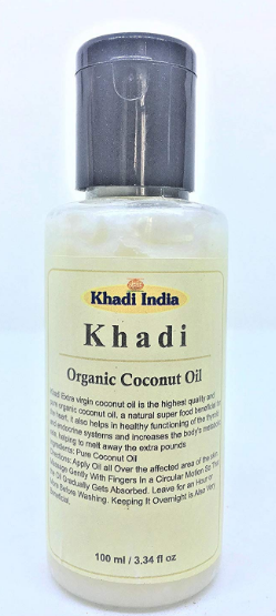 Khadi Organic Coconut Hair Oil