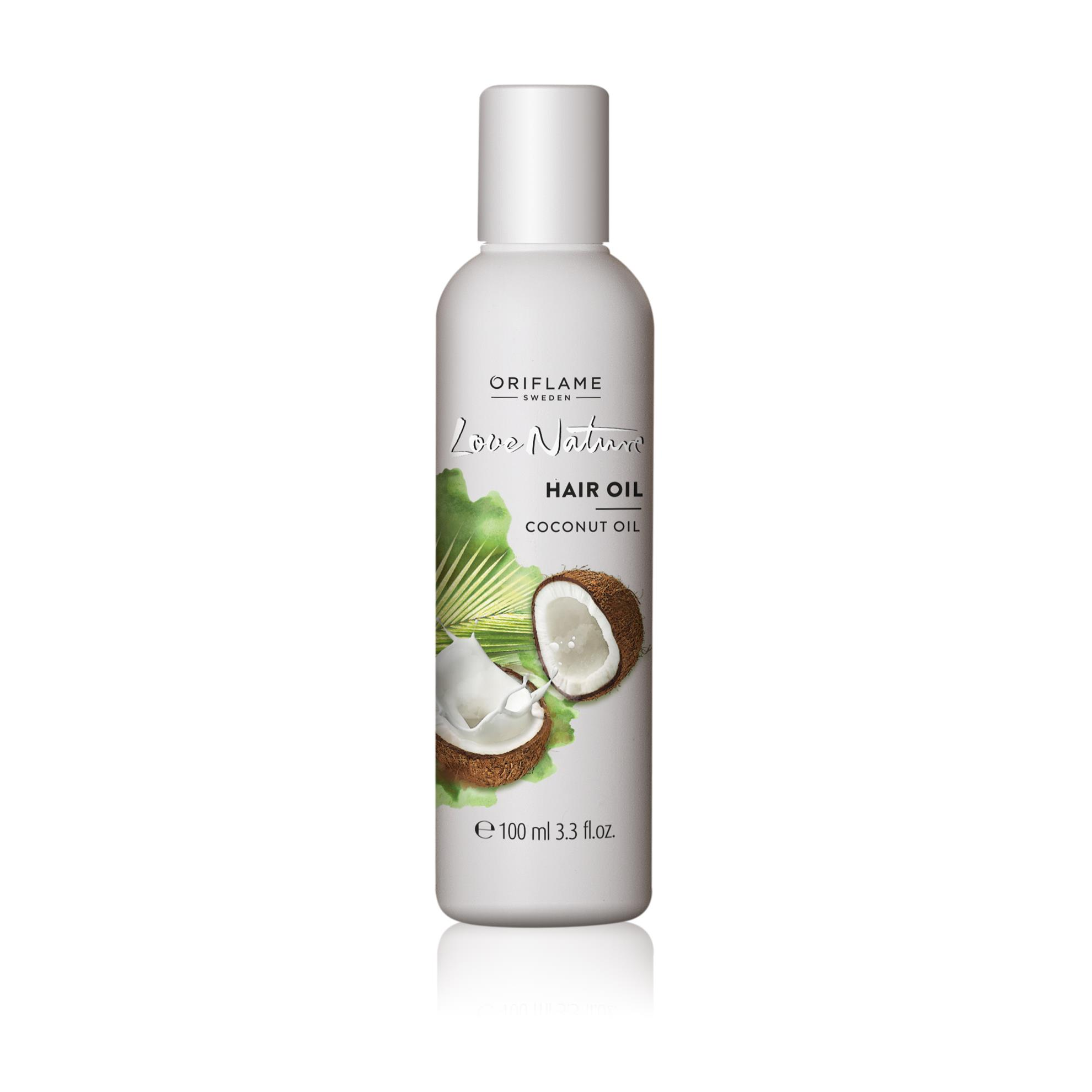 Oriflame Nature Coconut Hair Oil