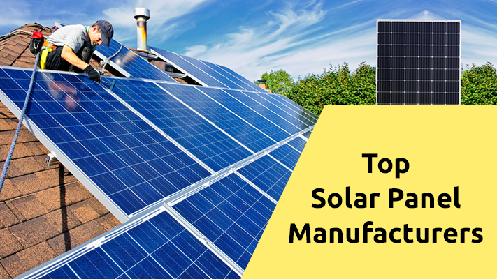 Top 11 Solar Panel Manufacturers in India - Best Solar Companies List
