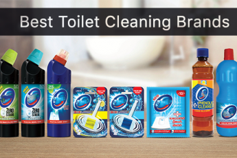 Toilet cleaning brands