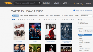 Yidio Online TV Shows