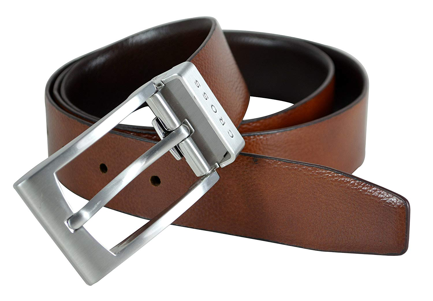 Cross Brown Belt