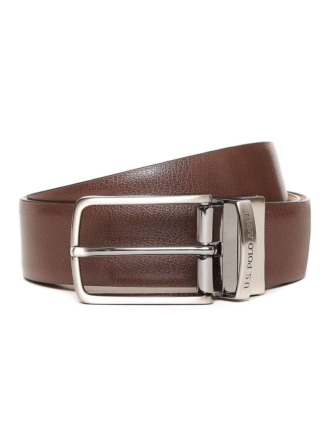 U.S.Polo Assn - Reversible Leather Belt