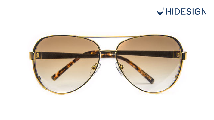 Macau Sunglasses, Gold