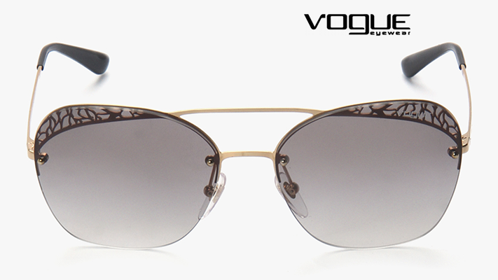 Vogue Aviator sunglasses