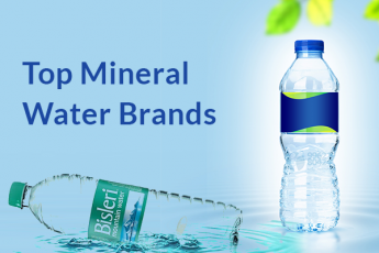 Top 10 Mineral Water Brands in India (2019)