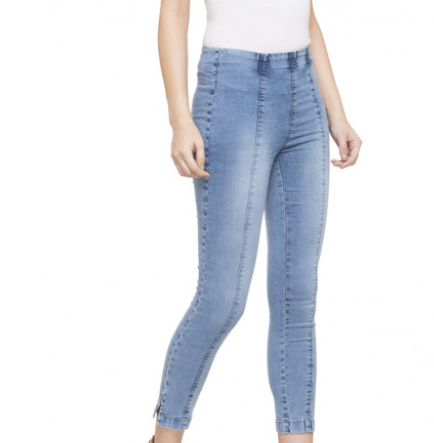 Globus Cropped Jeggings
