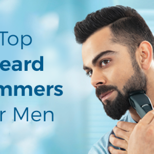 11 Best Beard Trimmers for Men In India (2019)