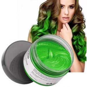 Blushia Green Hair Wax For Women