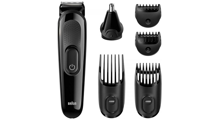 Braun MGK3020 6-in-One Multi Grooming Trimmer