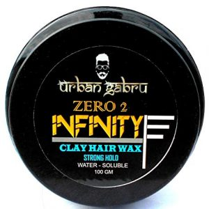 UrbanGabru Zero to Infinity Hair Wax