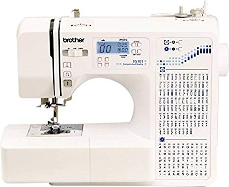 Brother-FS101-computerize-Sewing-Machine