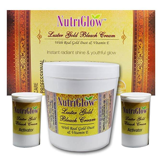 NutriGlow Skin Lightening Cream