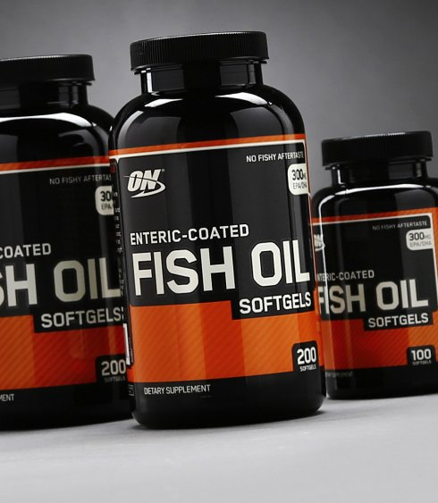 Optimum Nutrition (ON) Fish Oil Omega-3 Fatty Acids