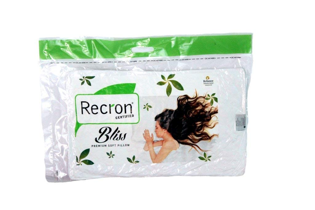 Recron Certified Bliss Pillow