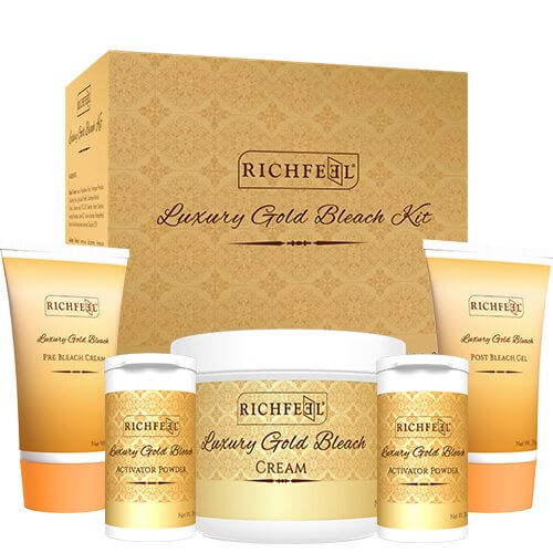 Richfeel Luxury Gold Skin Lightening Cream