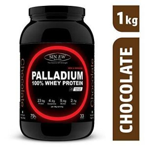 Sinew Nutrition Palladium Whey Protein with Digestive Enzymes