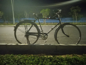 Asus ZenFone Max Pro M1 Camera  Captured In Night - Cycle