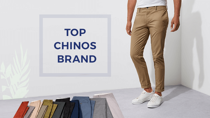 Top Chinos Brands
