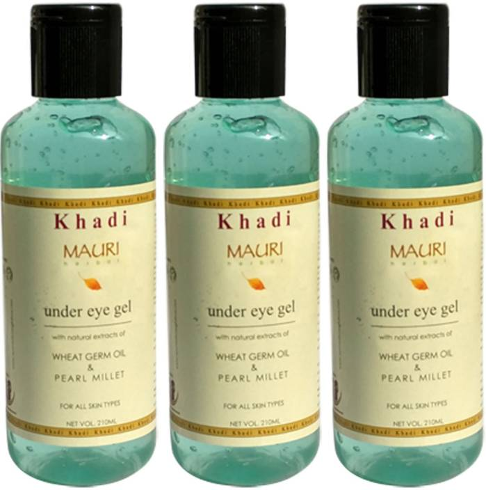 KhadiMauri Herbal eye gel