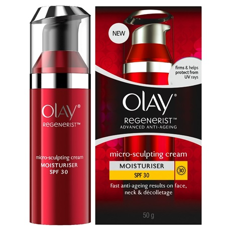 Olay Regenerist Anti Aging Micro-Sculpting Serum Cream