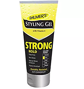 Palmer's Strong Hold Styling Gel