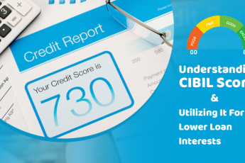 Cibil Score & Utilizing