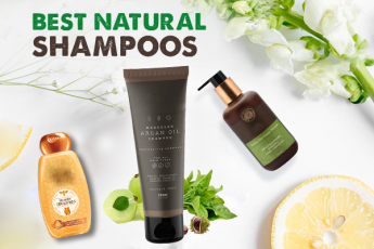 Best Natural Shampoos India- Enjoy The Best Out Of These Top Organic Shampoos