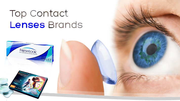 Top Contact Lenses Brands In India 2019-Buyer's Guide & Reviews