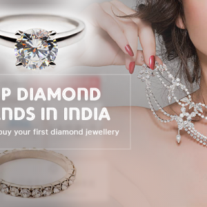 Top diamond brands in India-Where to buy your first diamond jewellery