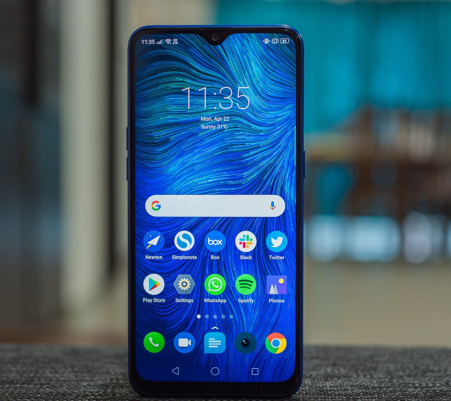 Realme 3 Pro Front Display