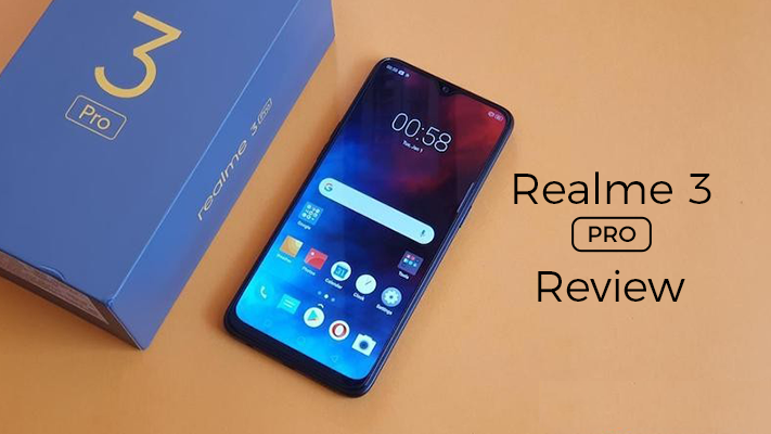 Realme 3 Pro Best Mobile Phone
