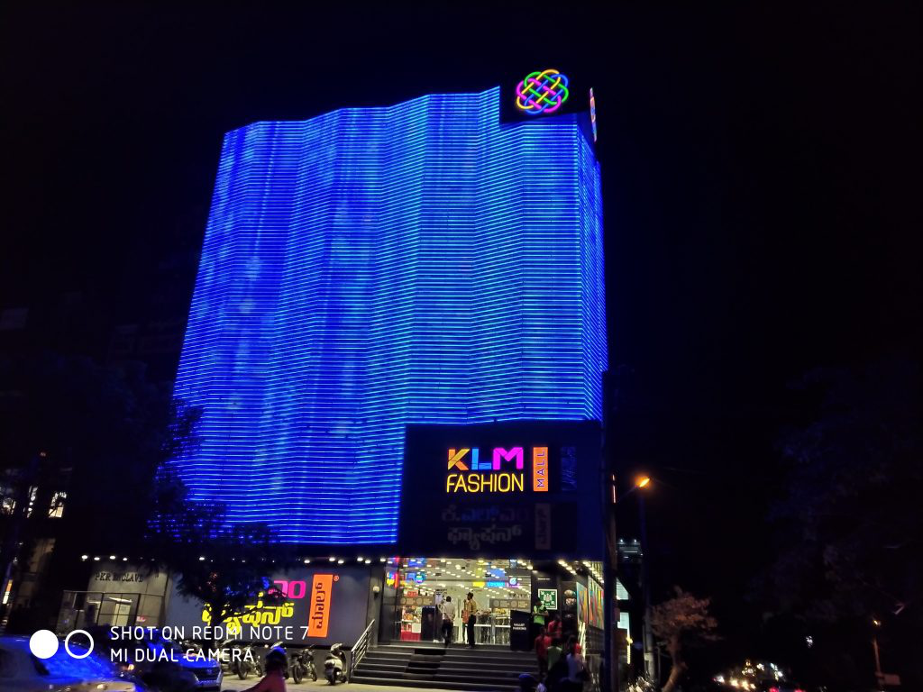 Redmi -7 -Camera Captured Building
