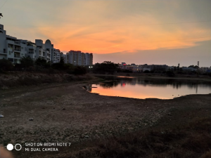 Redmi 7 Camera Captured evening Views