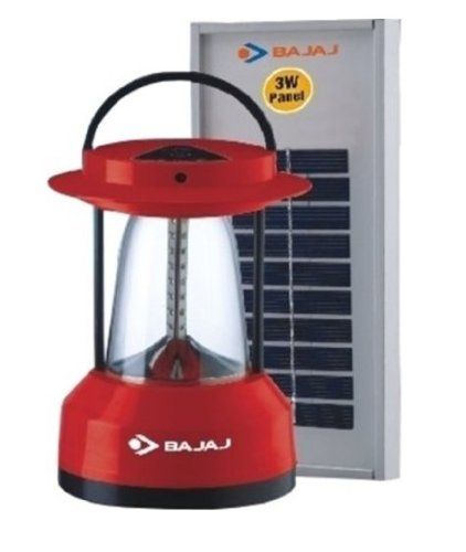 Bajaj Asha Solar LED Emergency Light