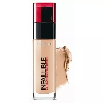 L'oreal Paris Mat Magique 12H Bright Mat Foundation